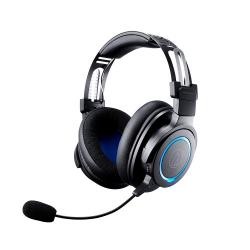 SALE OUT! Bevielės Žaidimų Ausinės Audio-Technica ATH-G1WL Black (Juodos) (Wireless 2.4G)