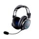 Bevielės Žaidimų Ausinės Audio-Technica ATH-G1WL Black (Juodos) (Wireless 2.4G)