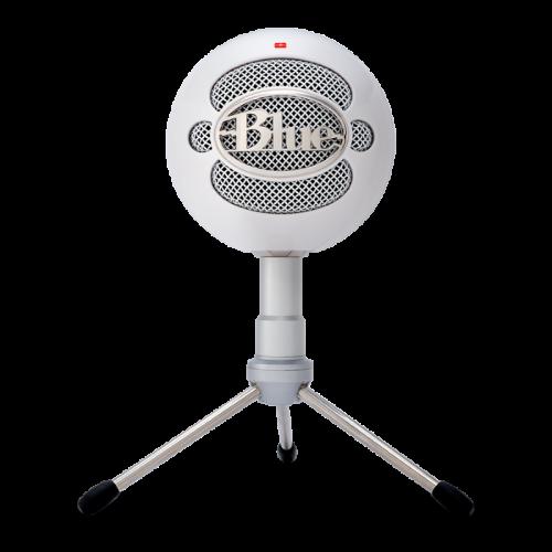 Kondensatorinis Mikrofonas Blue Microphones Snowball iCE White