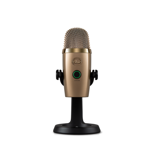 Kondensatorinis Mikrofonas Blue Microphones Yeti Nano Cubano Gold
