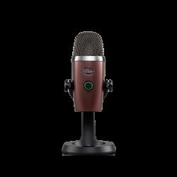 IŠPARDAVIMAS! Kondensatorinis Mikrofonas Blue Microphones Yeti Nano Red Onyx