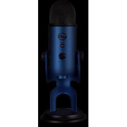 Kondensatorinis Mikrofonas Blue Microphones Yeti Midnight Blue