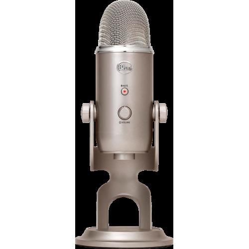 Kondensatorinis Mikrofonas Blue Microphones Yeti Platinum