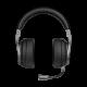 Bevielės Žaidimų Ausinės Corsair Gaming Virtuoso RGB Special Edition Gunmetal (Pilkos) (Wireless 2.4G)