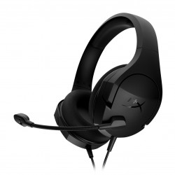 Žaidimų Ausinės HyperX Cloud Stinger™ Core PC Black + Virtual 7.1 Surround Sound (Juodos)