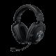Žaidimų Ausinės Logitech G PRO X Blue Vo!ce Black (Juodos)
