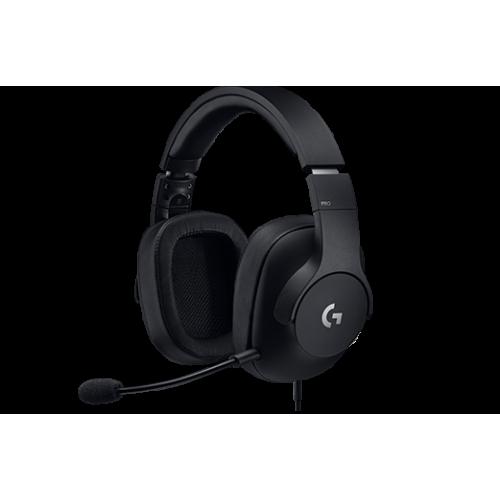 Žaidimų Ausinės Logitech G PRO Black (Juodos)