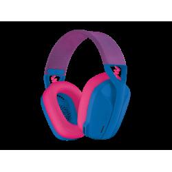 Žaidimų Ausinės Logitech G435 Lightspeed Wireless BlUE (Mėlynos)