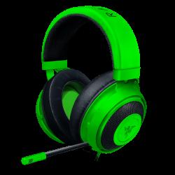Žaidimų Ausinės Razer Kraken Green (Žalia)