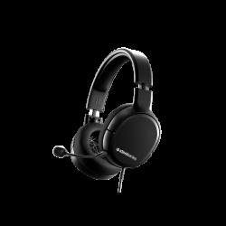 Pažeista pakuotė! Žaidimų Ausinės SteelSeries Arctis 1 Black (Juodos)