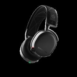 Bevielės Žaidimų Ausinės SteelSeries ARCTIS 9 Black (Juodos) 7.1 (Wireless 2.4G)