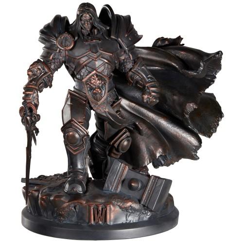 """World of Warcraft"" Arthas atminimo statula"