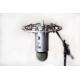 Shock Mount Blue Microphones Radius II Silver (skirtas Yeti/Yeti-Pro serijai)