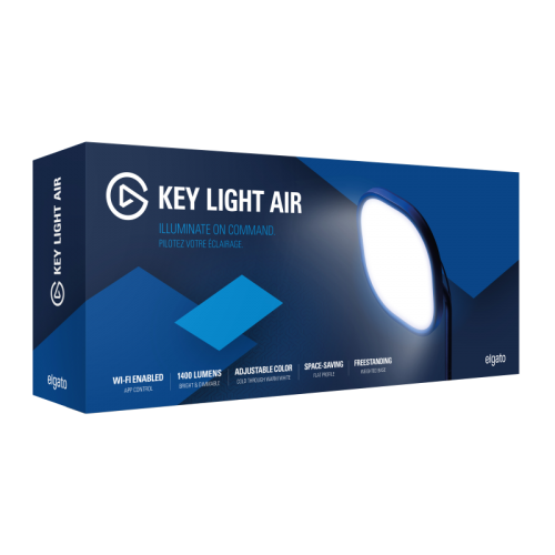 Elgato Key Light Air 1400 Lumens