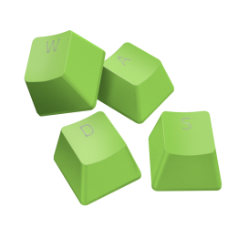 Pakaitiniai Klaviatūros Mygtukai Razer PBT Keycap Upgrade Set Green (Žali)