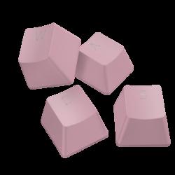 Pakaitiniai Klaviatūros Mygtukai Razer PBT Keycap Upgrade Set Quartz Pink (Rožiniai)