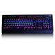 IŠPARDAVIMAS! Žaidimų Klaviatūra AULA Demon King - US-UK layout - Kailh Blue Switches