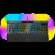 Žaidimų Klaviatūra Corsair Gaming K100 RGB Optical-Mechanical- US layout - Cherry MX OPX Switches