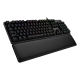SALE OUT! Žaidimų Klaviatūra Logitech G513 Carbon RGB - US layout - Tactile Romer-G Switches