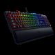IŠPARDAVIMAS! Žaidimų Klaviatūra Razer BlackWidow Elite RGB - EU-NO layout - Yellow Switches