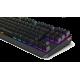 Žaidimų Klaviatūra Silentium PC Gear GK-630K RGB Tournament - US layout - Kailh Red Switches
