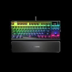 Žaidimų Klaviatūra SteelSeries Apex 7 TKL RGB - RU layout - Gateron Red Switches