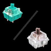 Mechaninės (Aqua / Brown)