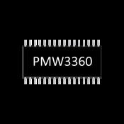 PMW3360 (Top2 sensoriai)