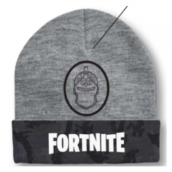 Fortnite Knight Pilka Kepurė Grey Beanie