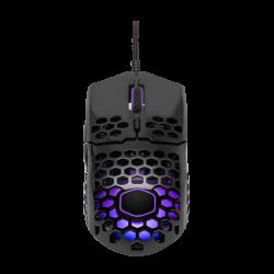 Žaidimų Pelė Cooler Master MM711 Glossy Black (Juoda Blizgi)