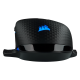 Bevielė-Laidinė Žaidimų Pelė Corsair Gaming Dark Core RGB Pro Black (Wireless 2.4G + Bluetooth 4.2) (Juoda)