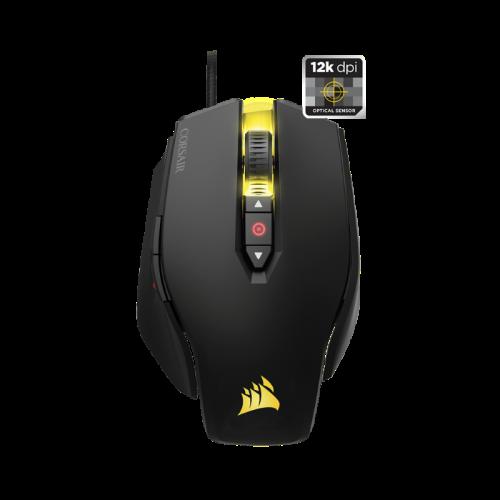 Žaidimų Pelė Corsair Gaming M65 PRO RGB Black (Juoda)