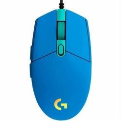 Žaidimų Pelė Logitech G102 LIGHTSYNC (mėlyna)