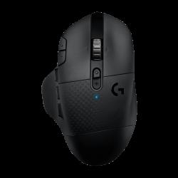 Bevielė Žaidimų Pelė Logitech G604 Lightspeed Black (Juoda) (Wireless 2.4G + Bluetooth 5.0)
