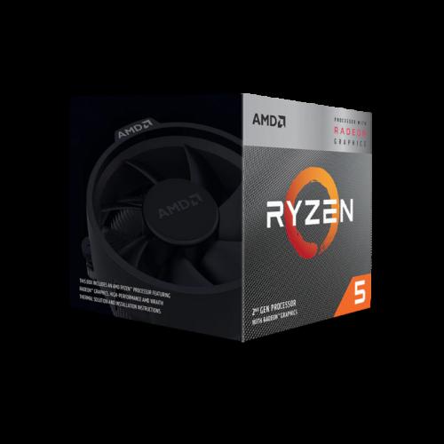 Procesorius AMD Ryzen 5 3400G