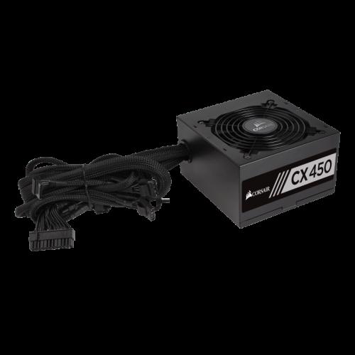 PSU Maitinimo Blokas Corsair CX Series CX450 - 450W 80Plus Bronze ATX