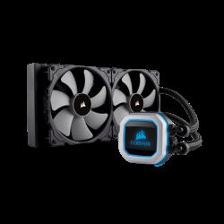 SUPER KAINA! Procesoriaus Aušintuvas Corsair Hydro Series H115i PRO RGB 280mm Liquid AIO Cooler