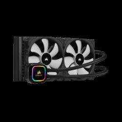 Procesoriaus Aušintuvas Corsair Hydro Series iCUE H115i RGB Pro XT 280mm Liquid AIO Cooler