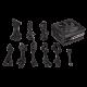 Stalinis Žaidimų Kompiuteris PlayPro PCBuildsLT i7 8700K + 1080Ti 11GB