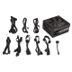 Stalinis Žaidimų Kompiuteris PlayPro PCBuildsLT i7 8700K + 1080 8GB