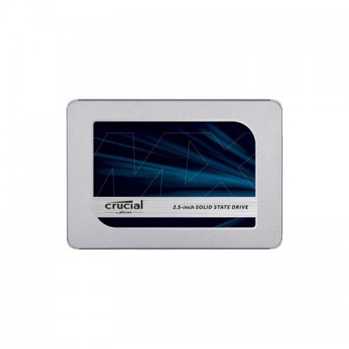 """SSD Diskas Crucial MX500 250GB 2.5"""" SataIII 560/510MB/s"""