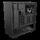 Kompiuterio Korpusas NZXT H Series H500 Mid-Tower Matte Black TG (Juodas)