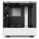 Kompiuterio Korpusas NZXT H Series H500i Mid-Tower Matte White TG (Baltas)