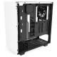 Kompiuterio Korpusas NZXT H Series H510 Mid-Tower Matte White TG (Baltas)