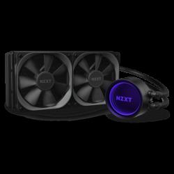 Procesoriaus Aušintuvas NZXT X53 RGB 240mm Liquid AIO Cooler
