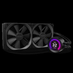 Procesoriaus Aušintuvas NZXT Z63 RGB 280mm Liquid AIO Cooler