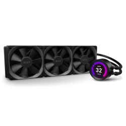 Procesoriaus Aušintuvas NZXT Z73 RGB 360mm Liquid AIO Cooler