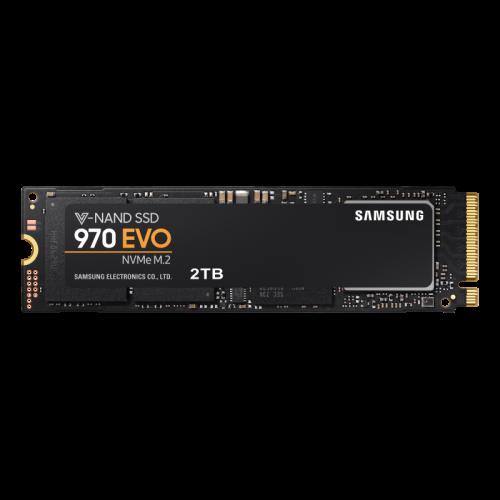 SSD Diskas Samsung 970 Evo Plus 2TB m.2 NVMe (PCIe Gen3 x4) 3500/3300MB/s