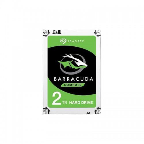 """HDD Diskas Seagate Barracuda 2TB 3.5"""" SataIII 7200RPM 256MB Cache"""
