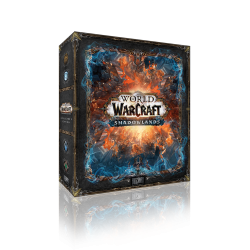PRISTATYMAS 1-2 D.D.! PC Žaidimas World of Warcraft: Shadowlands Collector's Edition